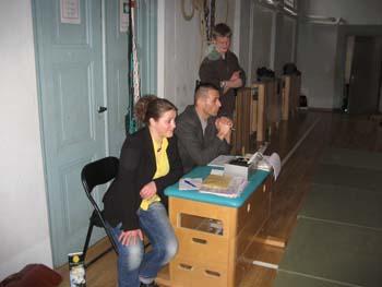 Kyu-Prüfung in Biesenthal