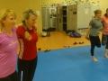 Fitnessgruppe