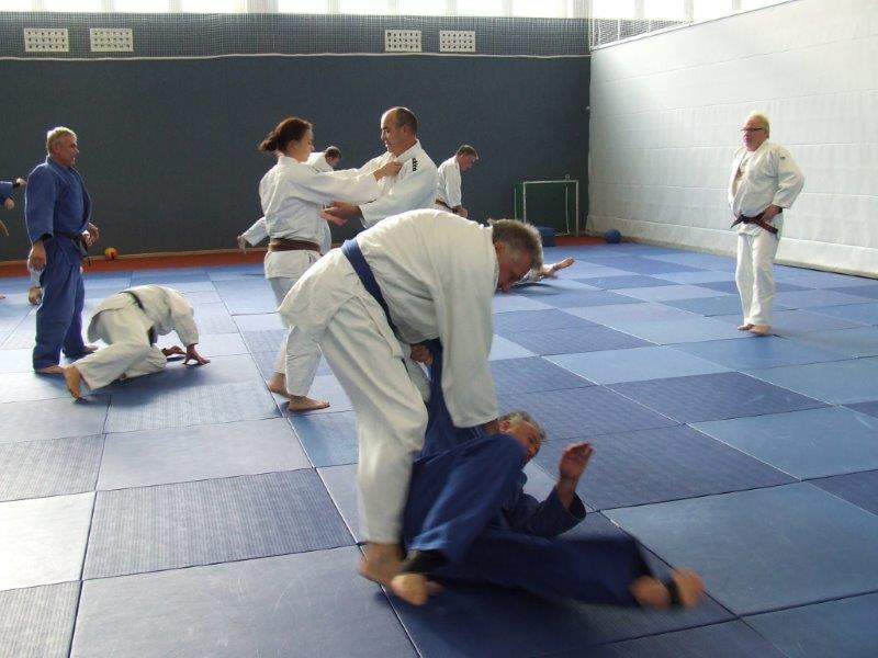 Trainingslager der Ü30 in Kienbaum