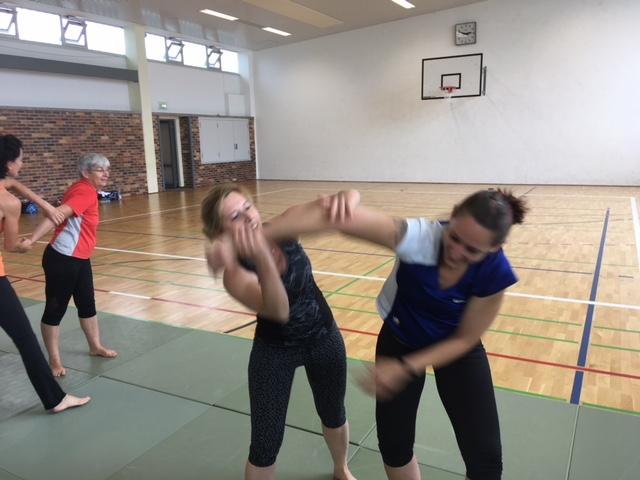 Trainingslager Fitnessgruppe