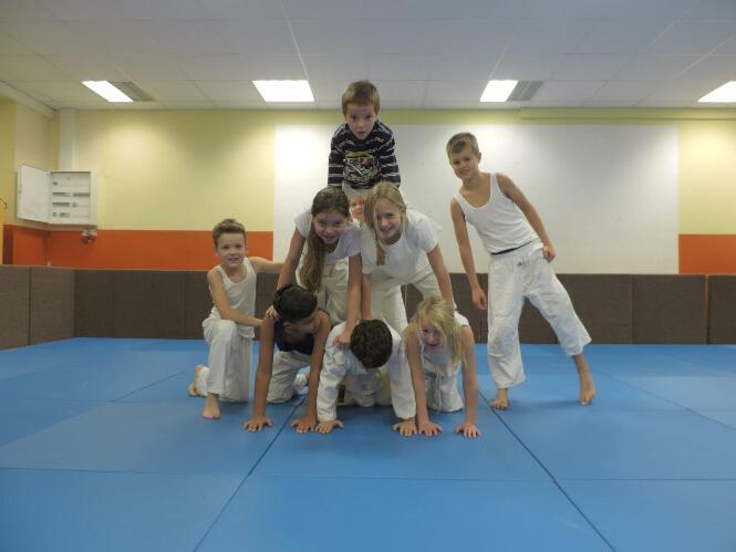 Judofreizeit in Ruhlsdorf