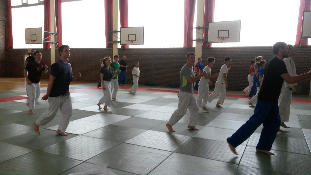 Trainingslager Lindow Mai 2015