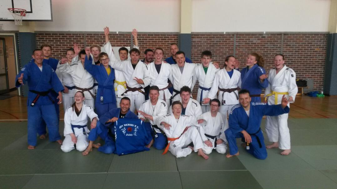 Trainingslager Lindow Mai 2015
