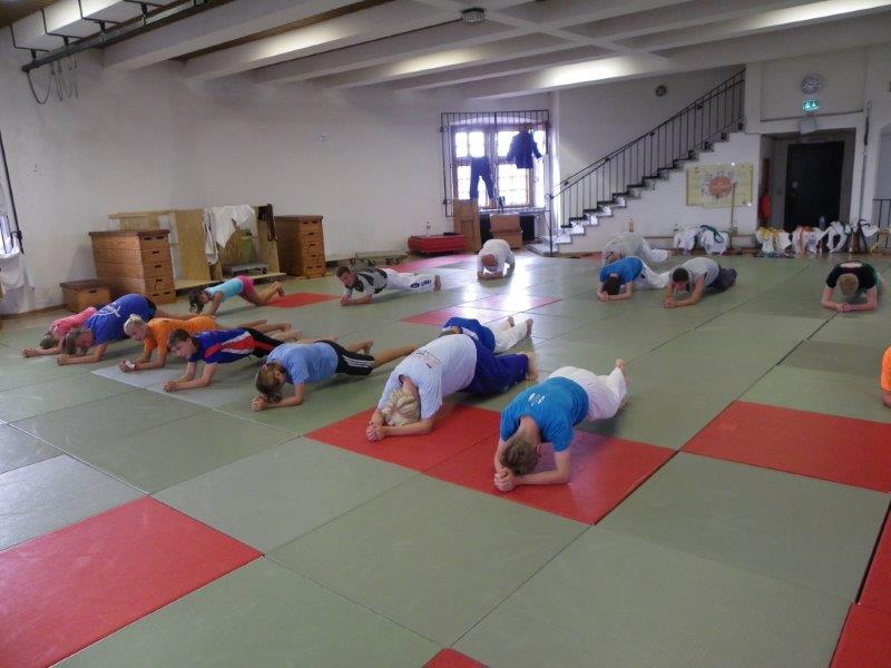 Trainingslager Wewelsburg 2013