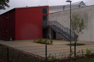 Kampfsporthalle Bernau