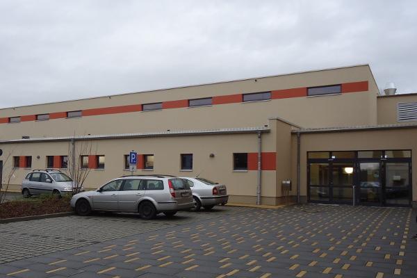 Grundschule Schönow, Turnhalle