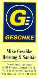 Mike Geschke Heizung & Sanitär